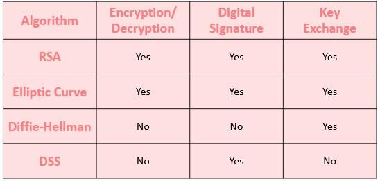 Public key Cryptosystem application