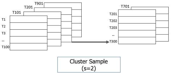 cluster sample