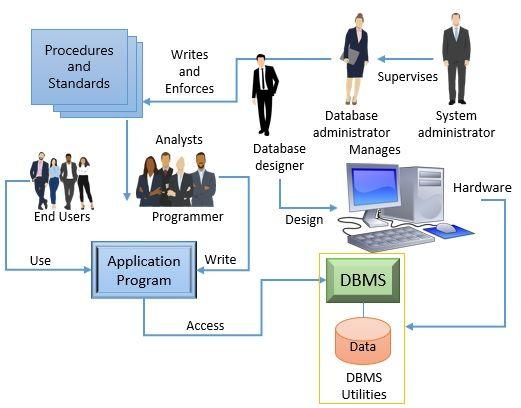 Database System Environment